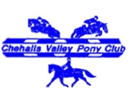 Chehalis Valley Pony Club logo