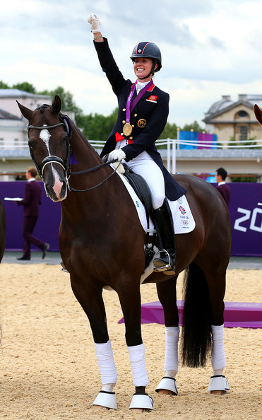 Horse inspiration charlotte dujardin and valegro win for Charlotte dujardin