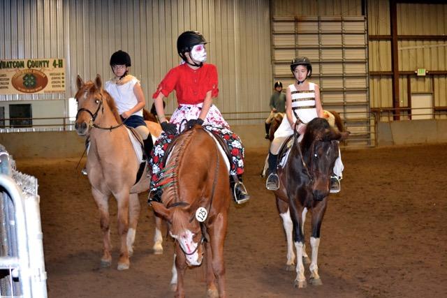 Horse Costume Class