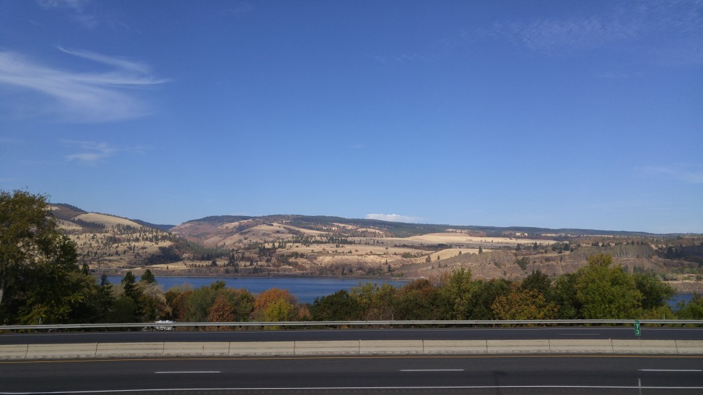 The Dalles in Oregon